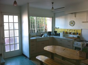 Kitchen in a shared apartment in Montpellier