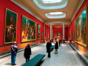 Musée Fabre: another reason to study French in Montpellier